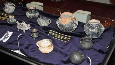 Turquía recupera miles de objetos arqueológicos robados