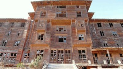 Orfanato greco ortodoxo buyukada estambul