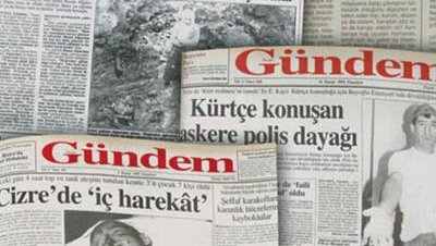 Tras 17 años vuelve el mítico periódico Özgür Gündem