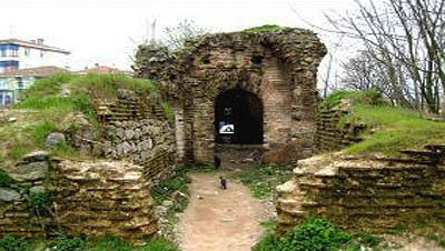 El palacio bizantino de Damatris será restaurado