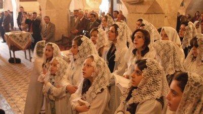 Paskalya hristianlar mardin