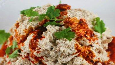 Pollo circasiana erkez tavugu cocina turca
