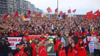 Decenas de miles de personas piden igualdad de derechos para los alevíes