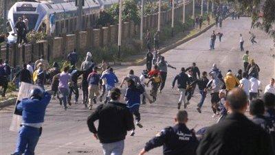 Protestas argelia
