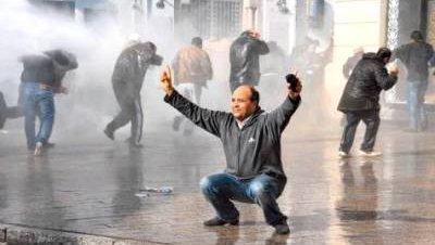 El ejemplo de Túnez se expande por el mundo árabe