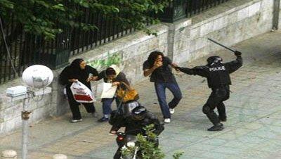 Protestas manifestantes musavi teheran iran