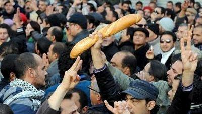 Protestas tunez 1