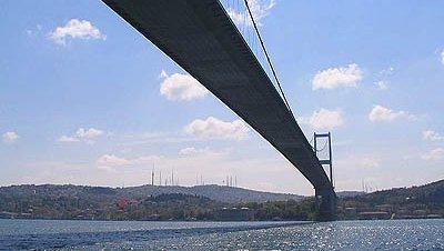 Puente estrecho bosforo estambul