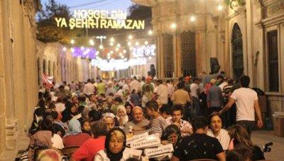 Una interesante propuesta para celebrar el Ramadán en Estambul