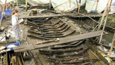 Las excavaciones en Yenikapı concluyen y dejan vía libre al proyecto Marmaray
