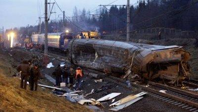 Rusya tren kaza
