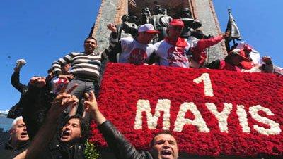 La Plaza Taksim de Estambul volverá a acoger el 1 de Mayo
