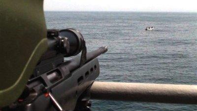 Piratas somalíes secuestran otro buque turco