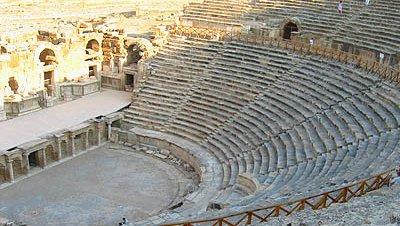 Teatro hierapolis turismo turquia