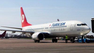 Turkish Airlines cancela 100 vuelos en un día