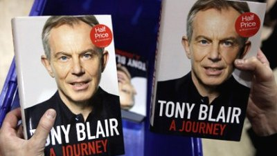 Tony blair kitap a journey