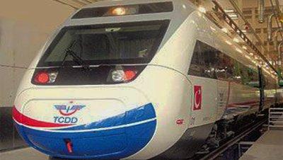 El tren de alta velocidad cruzará el Estrecho del Bósforo