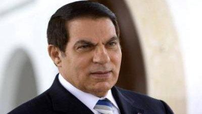 Tunez presidente ben ali