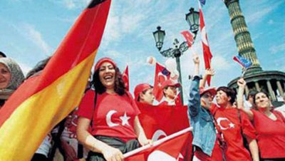 Turcos Alemania