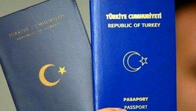 Turk pasaport