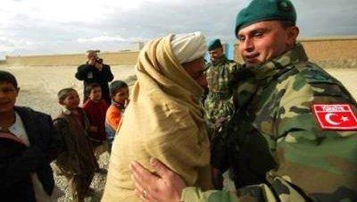 Turkiye asker afganistan