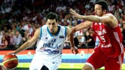 Turkiye yunanistan basket