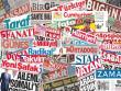 La circulación de periódicos en Turquía cayó un 20% en un año