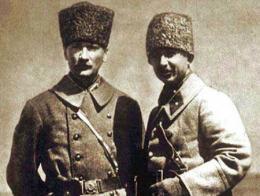 Ataturk inonu 1922