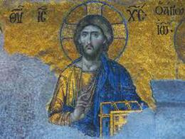Mosaico santa sofia
