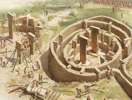 Gobeklitepe neolitico representacion