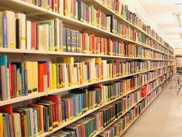 Biblioteca libros lectura