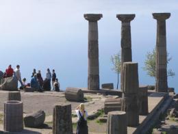 Templo de Atenea en Assos