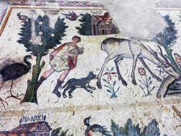 Mosaicos en Germanicia