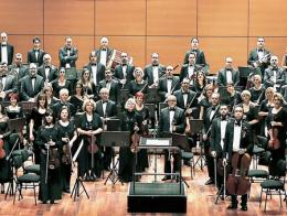 Orquesta sinfonica estambul