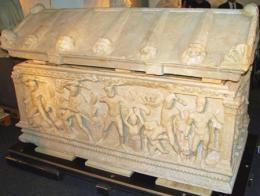 Sarcofago heracles antalya