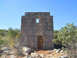 Adiyaman torre romana ruinas