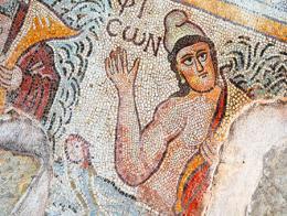 Adrianopolis paflagonia mosaicos iglesia