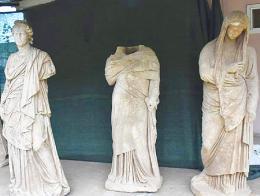 Aydin estatuas griegas magnesia