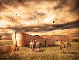 Noe arca diluvio