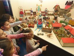 Samsun museo juguete
