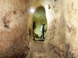 Yozgat ciudad subterranea