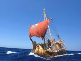 Antalya replica barco egipto