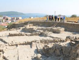 Canakkale excavaciones arqueologia maydos