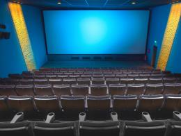 Cine sala estreno pelicula