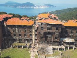 Estambul orfanato griego buyukada