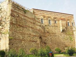Estambul palacio bizantino porfirogenetas