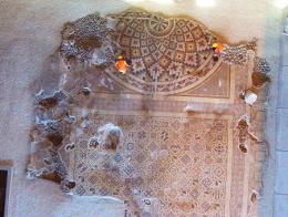 Hatay mosaico gigante antakya