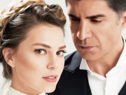 Los actores protagonistas de la serie turca
