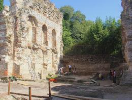 Sinop arqueologos iglesia romana