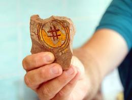 Yalova ceramica bizantina hashtag